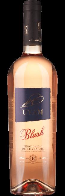 Biscardo Mabis UVAM Pinot Grigio Blush Rose delle Venezie