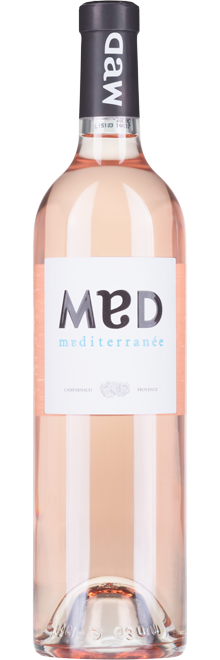 Chateau Camparnaud MED Rose Provence